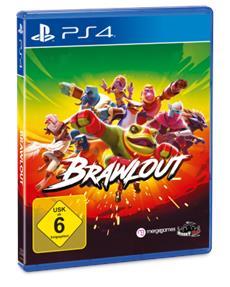 """Brawlout"" ab sofort für PlayStation<sup>®</sup>4 im Handel"