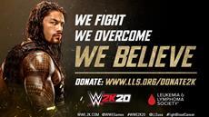 2K spendet 500.000$ an die The Leukemia & Lymphoma Society