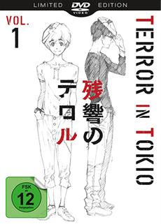 Anime-Thriller TERROR IN TOKIO: Deutsche Trailer-Premiere