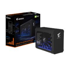 GIGABYTE veröffentlicht die AORUS RTX 2070 Gaming Box - Upgrade dein Ultrabook Laptop mit Raytracing und AI Technologie