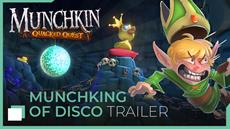 Asmodee Digital enthüllt neuen Gameplay-Trailer: Munchking of Disco