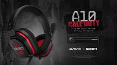 ASTRO Gaming pr&auml;sentiert das Call of Duty<sup>&reg;</sup>: Black Ops Cold War A10 Gaming Headset f&uuml;r PlayStation, PC, und Xbox