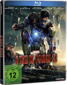BD/DVD-VÖ | IRON MAN 3