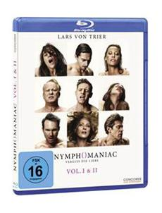 Neuer Releasetermin: NYMPH()MANIAC VOL. I & II - ab 16.10.14 erhältlich