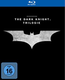 BD-VÖ | The Dark Knight Trilogy Ultimate Collector's Edition auf Blu-ray