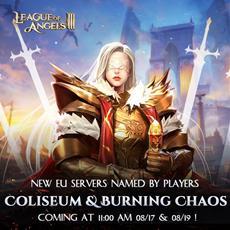 Großes Update für League of Angels III: Helena schließt sich dem Kampf an