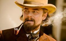 Calvin Candie (Leonardo DiCaprio) in Sony Pictures DJANGO UNCHAINED.