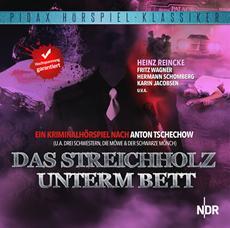 CD-VÖ | Das Streichholz unterm Bett von Anton Tschechow am 28.06.2018