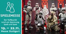 Comic Con Germany Ticketbesitzer erhalten freien Eintritt zur Spielemesse in Stuttgart