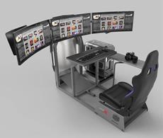 Cooler Master kündigt Zusammenarbeit mit GTR Simulator an