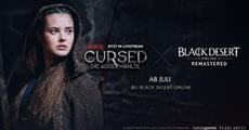 Cursed x Black Desert: Pearl Abyss und Netflix kündigen Crossover an