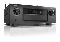 Denon präsentiert AVR-X4400H und AVR-X6400H mit einmaligem 3D-Audio-Paket