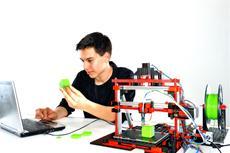fischertechnik: erster 3D-Drucker aus Baukastensystem