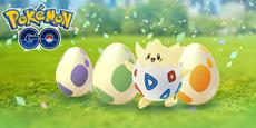 Der Frühling liegt in der Luft, mit dem Ei-Festival, dem Ingame-Event in Pokémon Go