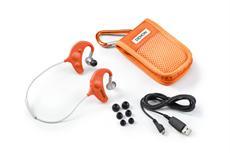 Der Frühling wird bunt und sportlich: Denon präsentiert neuen Exercise Freak Kopfhörer in Orange