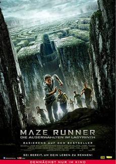 Der neue Trailer und das Hauptposter zu MAZE RUNNER - DIE AUSERWÄHLTEN IM LABYRINTH (Neuer Kinostarttermin: 16.10.2014)