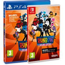 """Der Startschuss für die """"Runbow Deluxe Edition"""" ist gefallen!"""