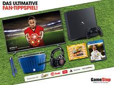 Der WM-Wahnsinn beginnt - mit dem ultimativen Fan-Tippspiel bei GameStop!
