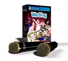 Dieses Weihnachten zum n&auml;chsten David Bowie, Sia oder Britney Spears werden - mit We Sing, dem ultimativen Singspiel f&uuml;r PS<sup>&reg;</sup>4