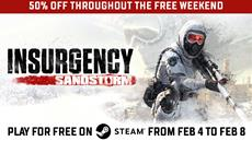 Discover Insurgency: Sandstorm with a free Steam weekend, 50% discount, and the free 1.9.1 Update for the Lunar Year