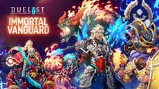 Duelyst: Immortal Vanguard ist da