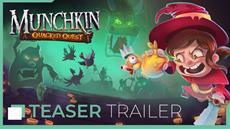 Dungeon Crawler-Spoof Munchkin: Quacked Quest erscheint im Herbst für PC und Konsole