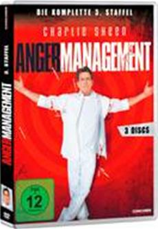 DVD/BD-VÖ | ANGER MANAGEMENT Staffel 3 und DA VINCI'S DEMONS Staffel 2
