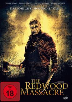 """DVD & BD """"The Redwood Massacre"""" ab dem 24. April im Handel"""