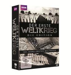 DVD-VÖ | Der Erste Weltkrieg - Die 2-DVD Edition (Veröffentlichung am 11.07.2014)