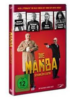 DVD/BD-VÖ | DIE MAMBA - Gefährlich lustig