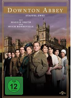 Free-TV-Premiere der zweiten Staffel Downton Abbey im ZDF-Weihnachtsprogramm
