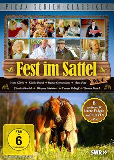 DVD-VÖ | Fest im Sattel, Vol. 4