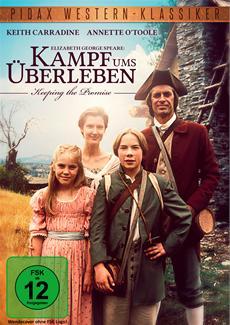 "DVD-VÖ | des Westerns ""Kampf ums Überleben"""