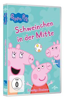 DVD-VÖ | Peppa Pig