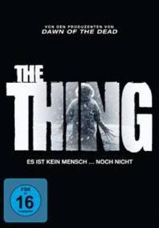 Ab heute erhältlich - John Carpenter's THE THING - in drei limitierten 3-Disc-Mediabooks