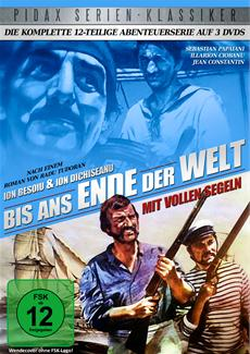 """DVD-Veröffentlichung der Abenteuerserie """"Bis ans Ende der Welt (Mit vollen Segeln)"""" am 30.01.2015"""