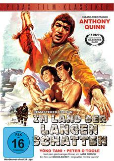 """DVD-Veröffentlichung des Abenteuerfilms """"Im Land der langen Schatten"""" am 14.04.2015"""