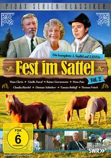 "DVD-VÖ | komplette 2. Staffel der Erfolgsserie ""Fest im Sattel"" am 02.08.2013"