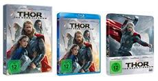 """DVD-VÖ: """"THOR - THE DARK KINGDOM"""" ab 20.3. auf DVD, Blu-ray, Blu-ray 3D und als Video on Demand"""