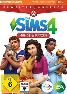 EA und Maxis veröffentlichen Die Sims 4 Hunde & Katzen und bringen Die Sims 4 auf die Konsolen