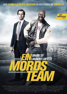 Good Cop/Bad Cop – Omar Sy und Laurent Lafitte sind EIN MORDSTEAM (Kinostart: 21.03.2013)