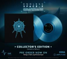 Endless Space 2 Collector's Edition Double Vinyl ab sofort vorbestellbar - Video-Interview mit FlybyNo