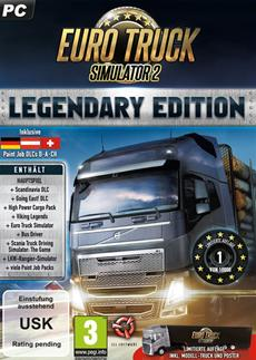 Euro Truck Simulator 2: Legendary Limited Edition