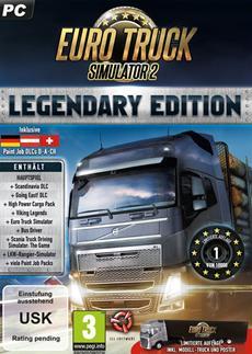 Euro Truck Simulator 2: Legendary Limited Edition