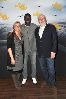 Feature | Omar Sy bei der Fan-Premiere in Berlin