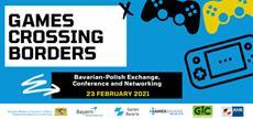 Games Crossing Borders: Veranstaltung vernetzt bayerische und polnische Videospiel-Industrie