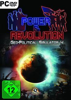 """Geopolitische Simulation """"Power & Revolution"""" nun auch als Box-Version erhältlich"""