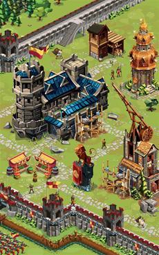 Goodgame Studios: Empire: Four Kingdoms im Amazon App-Shop