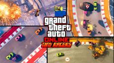 GTA Online: Tiny Racers erscheint am 25. April - Schaut euch jetzt den Trailer an