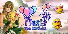 Happy Birthday, Fiesta Online! Das Fantasy MMORPG im Anime-Look wird zehn Jahre alt